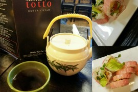 Sushi Totto is the Total Package