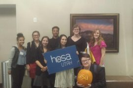 HOSA: Helping Out Our Community