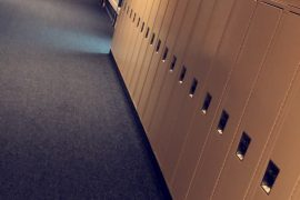 Are Lockers Necessary?