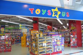 Childhood stores disappearing
