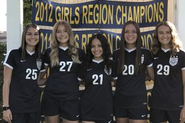 Lady Lakers making waves in Soccer