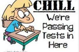 Standardize Testing: Worth The Stress